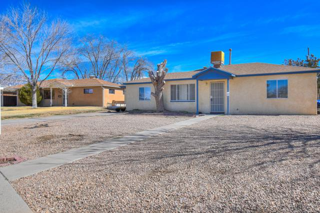 2704 Altez Street NE, Albuquerque, NM 87112 (MLS #938606) :: Campbell & Campbell Real Estate Services