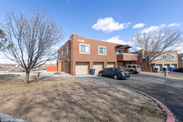 4801 Irving Boulevard NW Unit 1201, Albuquerque, NM 87114 (MLS #938704) :: Silesha & Company