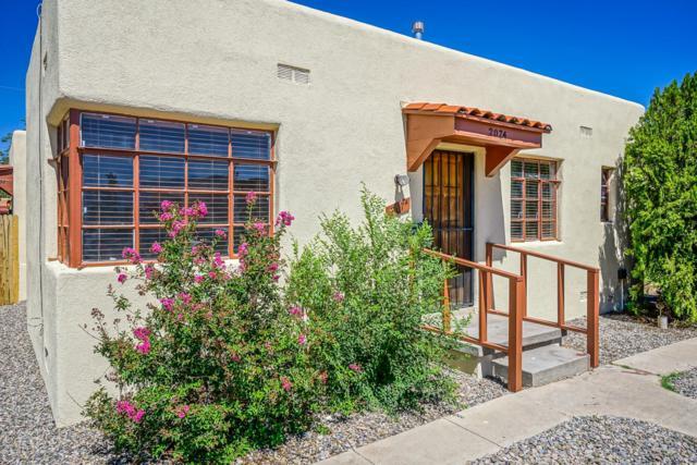 207 Manzano Street NE, Albuquerque, NM 87108 (MLS #938721) :: Campbell & Campbell Real Estate Services