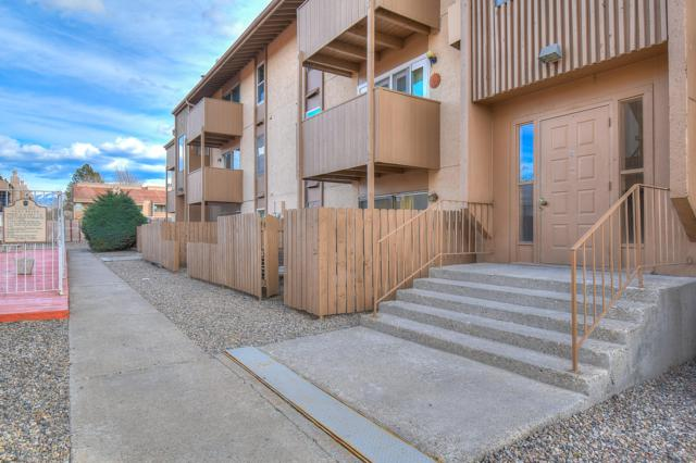 3845 Montgomery Boulevard #905, Albuquerque, NM 87109 (MLS #938724) :: The Bigelow Team / Realty One of New Mexico