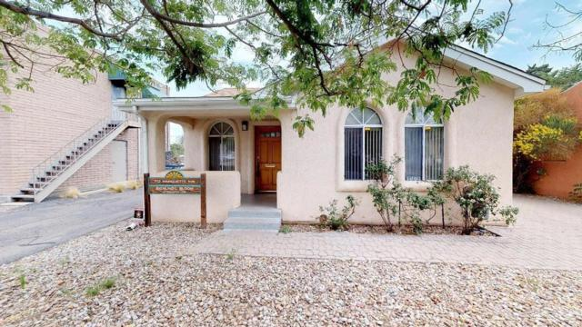 712 Marquette Avenue NW, Albuquerque, NM 87102 (MLS #938727) :: Campbell & Campbell Real Estate Services