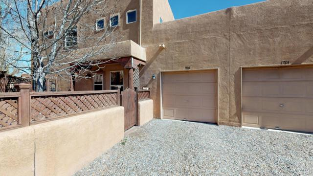 1705 Corte De Ristra NW, Albuquerque, NM 87104 (MLS #938756) :: The Bigelow Team / Realty One of New Mexico