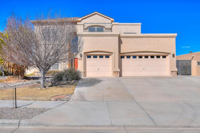 5029 Brighton Hills Drive NE, Rio Rancho, NM 87144 (MLS #938811) :: The Bigelow Team / Realty One of New Mexico