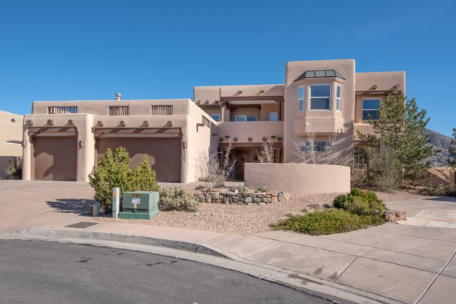 5304 High Canyon Trail NE, Albuquerque, NM 87111 (MLS #938812) :: The Bigelow Team / Realty One of New Mexico