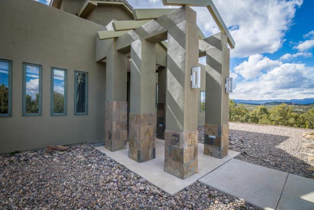 21 Western Trail Drive, Tijeras, NM 87059 (MLS #938813) :: Campbell & Campbell Real Estate Services
