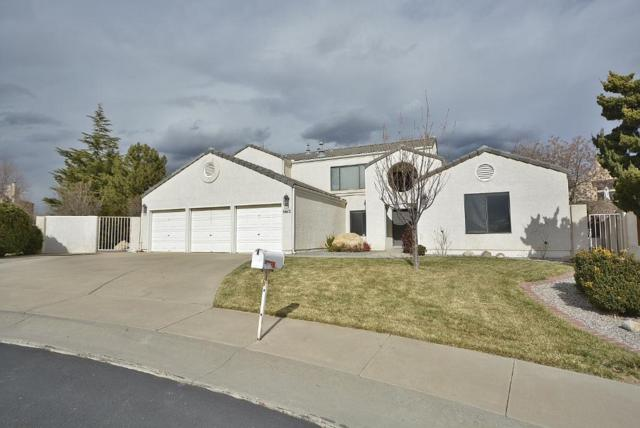 6612 Beau Chene NE, Albuquerque, NM 87111 (MLS #938816) :: The Bigelow Team / Realty One of New Mexico