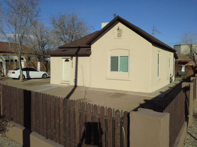 1020 William Street SE, Albuquerque, NM 87102 (MLS #938877) :: Campbell & Campbell Real Estate Services