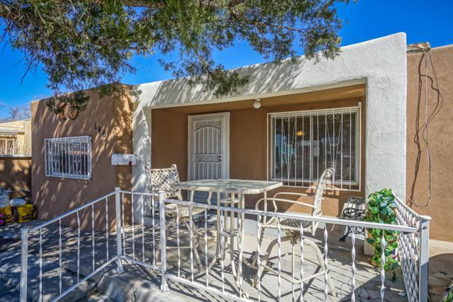 146 Mesilla Street NE, Albuquerque, NM 87108 (MLS #938909) :: Campbell & Campbell Real Estate Services