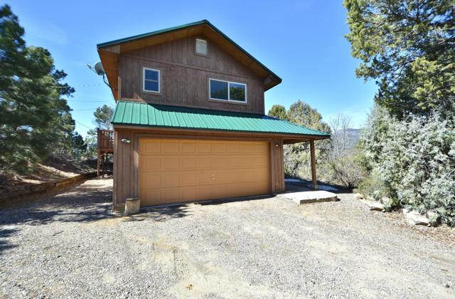 97 Juniper Hill Loop, Cedar Crest, NM 87008 (MLS #938913) :: Campbell & Campbell Real Estate Services