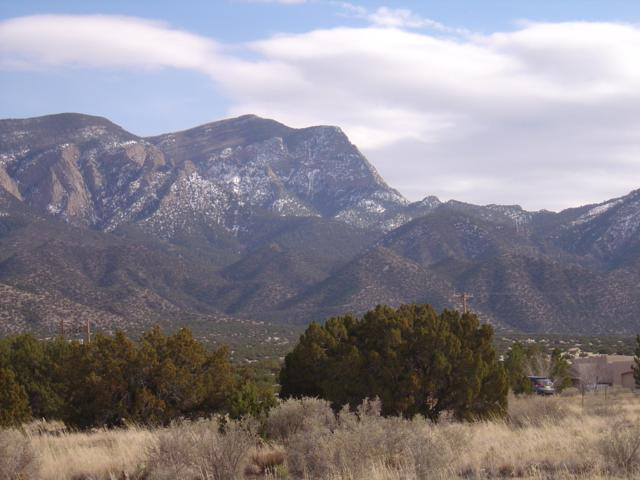 Homesteads Lane, Placitas, NM 87043 (MLS #938922) :: Campbell & Campbell Real Estate Services