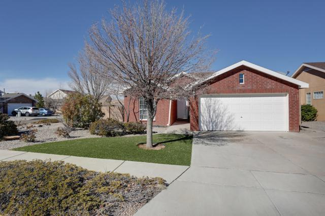 7515 Vancouver Avenue NW, Albuquerque, NM 87114 (MLS #938932) :: The Bigelow Team / Realty One of New Mexico