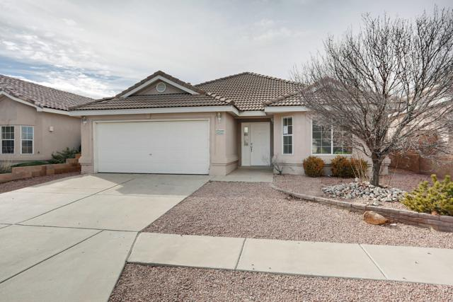 10427 Chaparro Drive NW, Albuquerque, NM 87114 (MLS #938933) :: Campbell & Campbell Real Estate Services