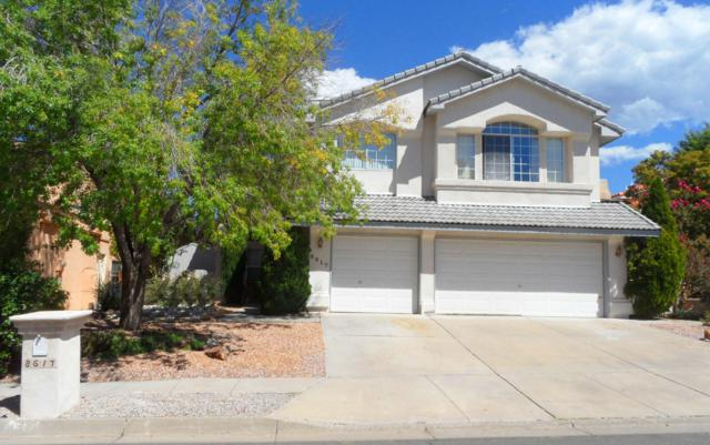 8617 Greenarbor Road NE, Albuquerque, NM 87122 (MLS #938992) :: The Bigelow Team / Realty One of New Mexico