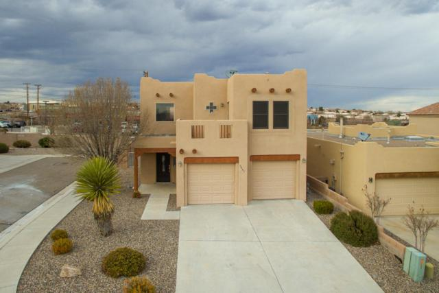 3867 Crystalaire Avenue, Albuquerque, NM 87120 (MLS #939003) :: Campbell & Campbell Real Estate Services