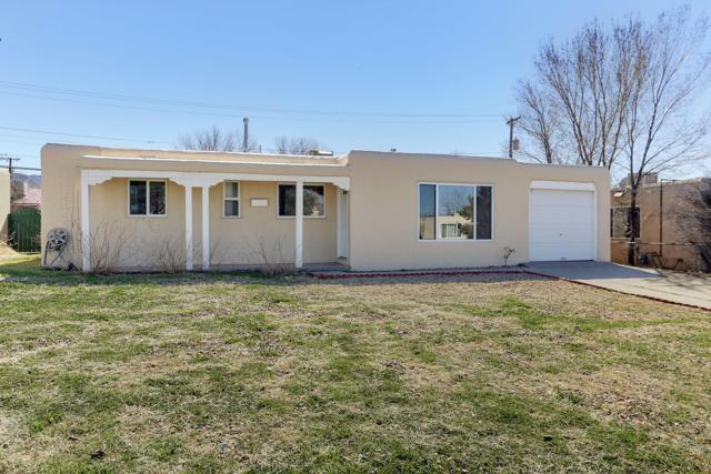 10020 Propps Street NE, Albuquerque, NM 87112 (MLS #939006) :: Campbell & Campbell Real Estate Services