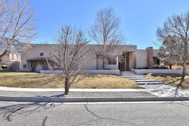 8612 Madras Drive NE, Albuquerque, NM 87122 (MLS #939027) :: Campbell & Campbell Real Estate Services