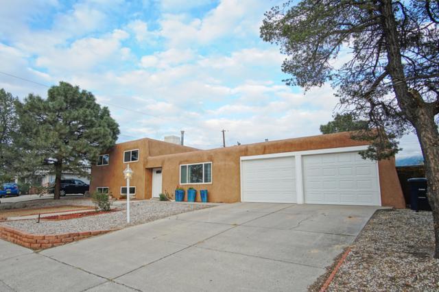 4508 Piedra Blanca Street NE, Albuquerque, NM 87111 (MLS #939064) :: Campbell & Campbell Real Estate Services