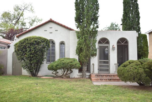 707 Ridgecrest Drive SE, Albuquerque, NM 87108 (MLS #939081) :: Campbell & Campbell Real Estate Services
