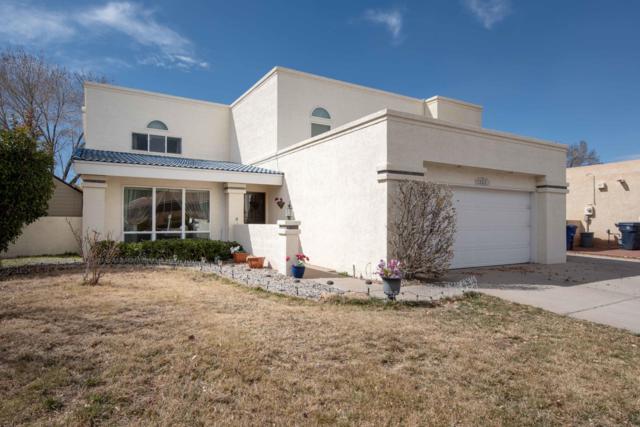 7401 Don Tomas Lane NE, Albuquerque, NM 87109 (MLS #939082) :: The Bigelow Team / Realty One of New Mexico