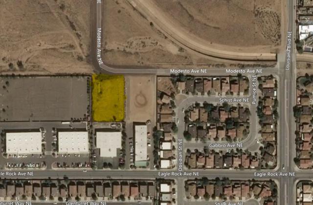 6700 Modesto Avenue NE, Albuquerque, NM 87113 (MLS #939093) :: Campbell & Campbell Real Estate Services
