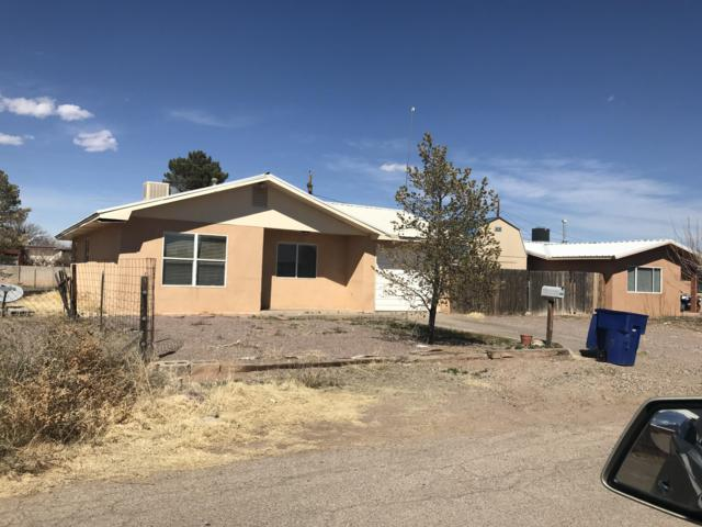 1209 Drake Street, Socorro, NM 87801 (MLS #939108) :: The Bigelow Team / Realty One of New Mexico