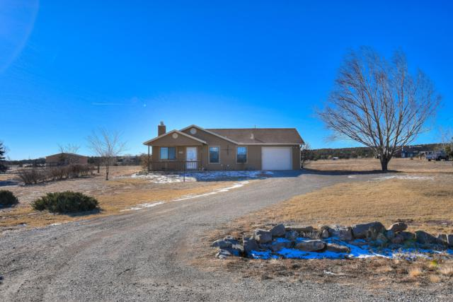 54 Salida Del Sol Trail, Edgewood, NM 87015 (MLS #939111) :: The Bigelow Team / Realty One of New Mexico