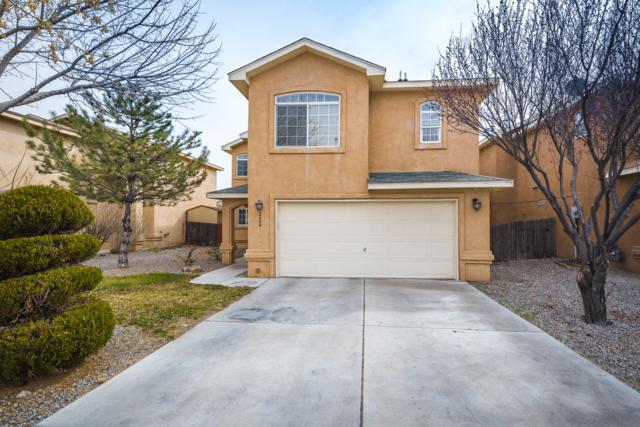 2424 Red Polard Court NW, Albuquerque, NM 87120 (MLS #939119) :: Campbell & Campbell Real Estate Services