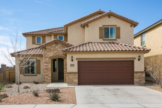 9551 Big Rock Drive NW, Albuquerque, NM 87114 (MLS #939123) :: The Bigelow Team / Realty One of New Mexico