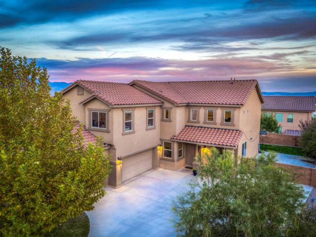 8628 Silk Tassel Road NW, Albuquerque, NM 87120 (MLS #939150) :: Campbell & Campbell Real Estate Services