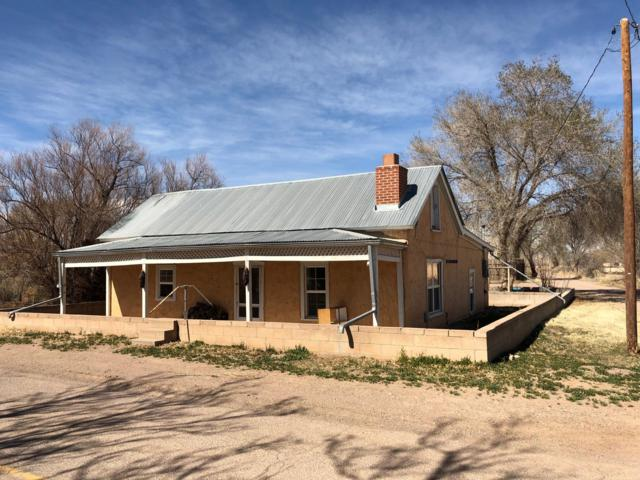 79 Calle De Lemitar, Socorro, NM 87801 (MLS #939164) :: The Bigelow Team / Realty One of New Mexico