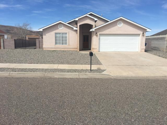 1341 Vista Centro Drive SW, Los Lunas, NM 87031 (MLS #939170) :: Campbell & Campbell Real Estate Services