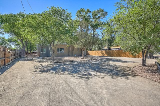 1436 Sunset Road SW, Albuquerque, NM 87105 (MLS #939194) :: Campbell & Campbell Real Estate Services