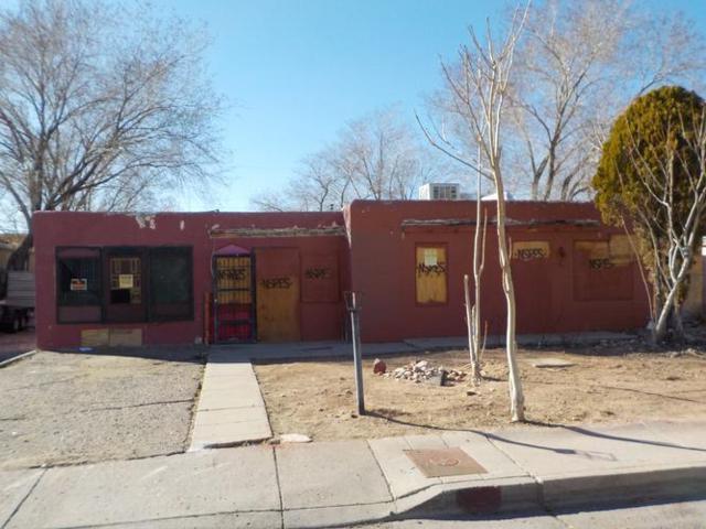 217 Dallas Street NE, Albuquerque, NM 87108 (MLS #939257) :: Campbell & Campbell Real Estate Services