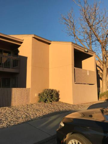 4601 Carlisle Boulevard NE C1, Albuquerque, NM 87109 (MLS #939319) :: Campbell & Campbell Real Estate Services