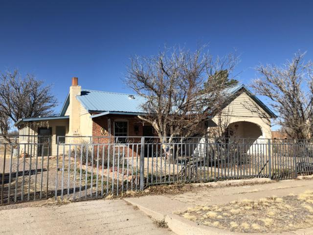 200 Main Street, Magdalena, NM 87825 (MLS #939348) :: The Bigelow Team / Realty One of New Mexico