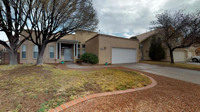 8432 Sandoval Street NE, Albuquerque, NM 87122 (MLS #939382) :: The Bigelow Team / Realty One of New Mexico