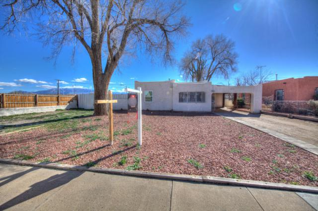 3016 Franciscan Street NE, Albuquerque, NM 87107 (MLS #939420) :: Campbell & Campbell Real Estate Services