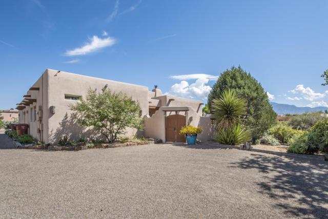 748 Mission Valley Road, Corrales, NM 87048 (MLS #939512) :: Silesha & Company