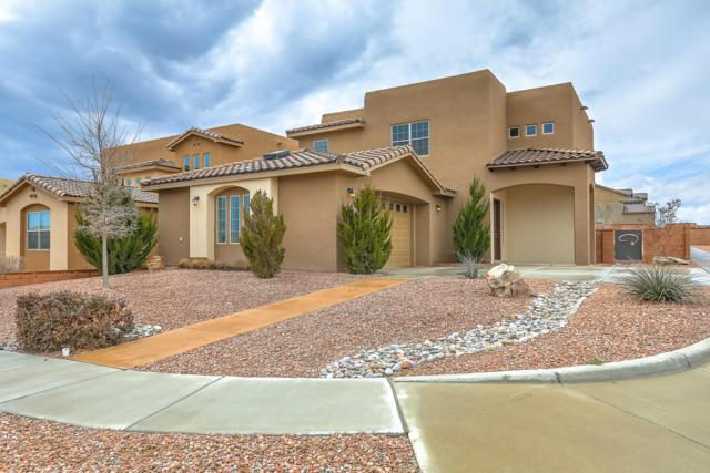 8827 Valle Prado Lane NW, Albuquerque, NM 87114 (MLS #939513) :: The Bigelow Team / Realty One of New Mexico