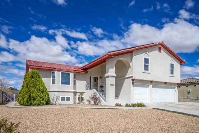 5405 Arabian Drive, Albuquerque, NM 87120 (MLS #939547) :: Silesha & Company