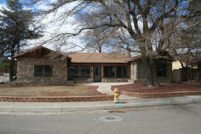 2801 Palomas Drive NE, Albuquerque, NM 87110 (MLS #939564) :: The Bigelow Team / Realty One of New Mexico