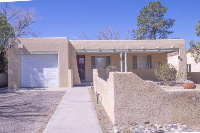 503 Hermosa Drive SE, Albuquerque, NM 87108 (MLS #939593) :: Campbell & Campbell Real Estate Services