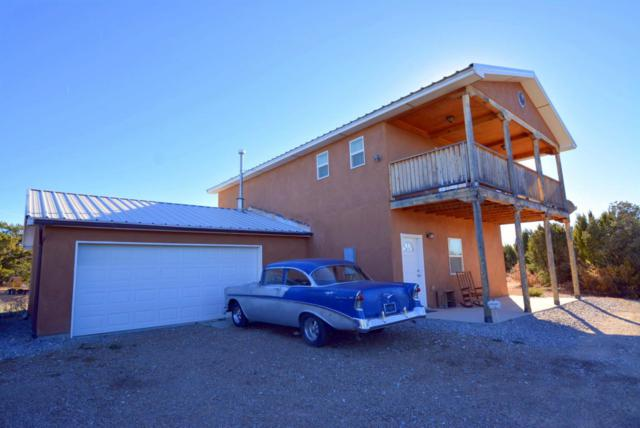 31 Duke Road, Edgewood, NM 87015 (MLS #939619) :: Campbell & Campbell Real Estate Services