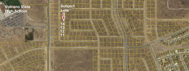 4 Lots Alfanje ( 4 Lots Together) Street NW, Albuquerque, NM 87120 (MLS #939635) :: The Bigelow Team / Realty One of New Mexico