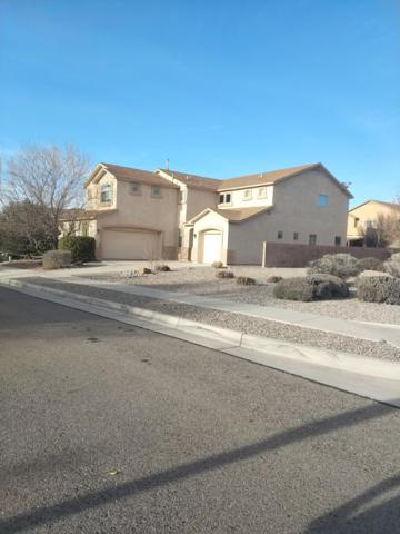 10500 Bitter Creek Drive NW, Albuquerque, NM 87114 (MLS #939677) :: The Bigelow Team / Realty One of New Mexico