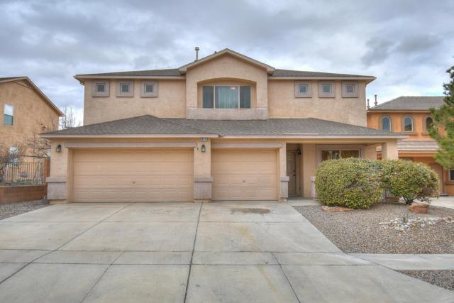 8019 Corn Mountain Place NW, Albuquerque, NM 87114 (MLS #939680) :: Campbell & Campbell Real Estate Services