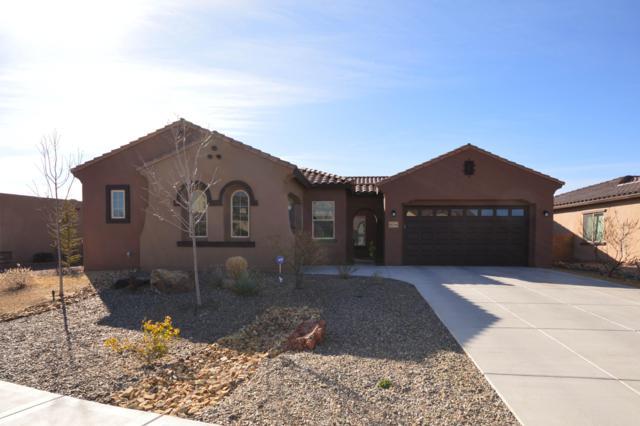 4029 Colina Roja Lane NE, Rio Rancho, NM 87124 (MLS #939683) :: The Bigelow Team / Realty One of New Mexico