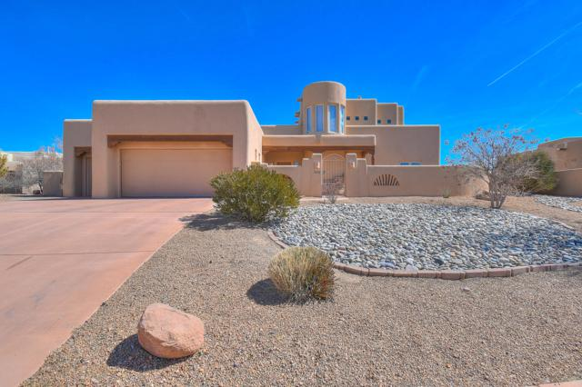 3900 Alamogordo Drive NW, Albuquerque, NM 87120 (MLS #939684) :: The Bigelow Team / Realty One of New Mexico