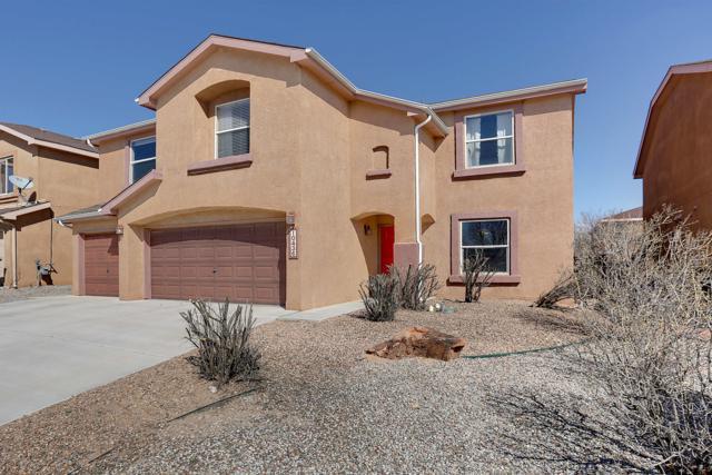 10436 Calle Perdiz NW, Albuquerque, NM 87114 (MLS #939717) :: Silesha & Company
