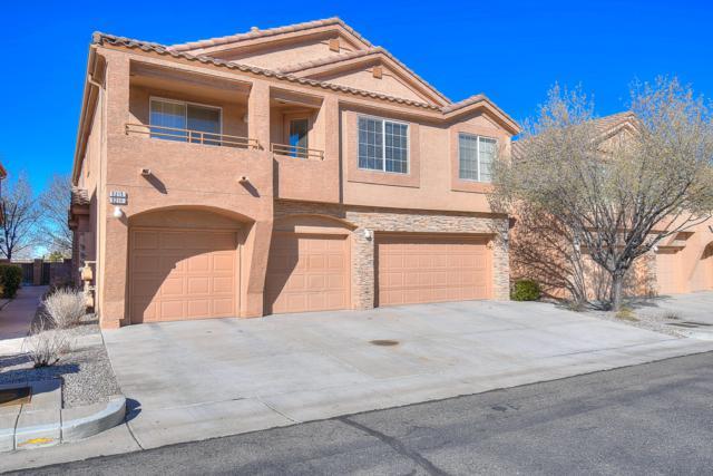 5211 Molokai Street NE # 5B, Albuquerque, NM 87111 (MLS #939720) :: Silesha & Company